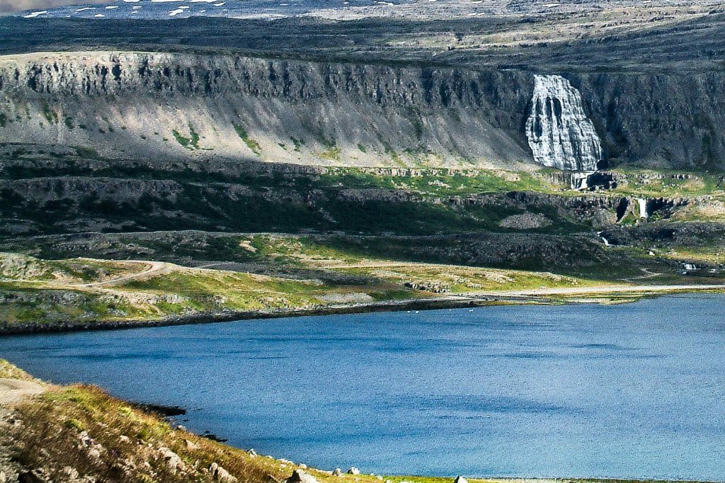 Wonders of Westfjods helicopter tour in Iceland